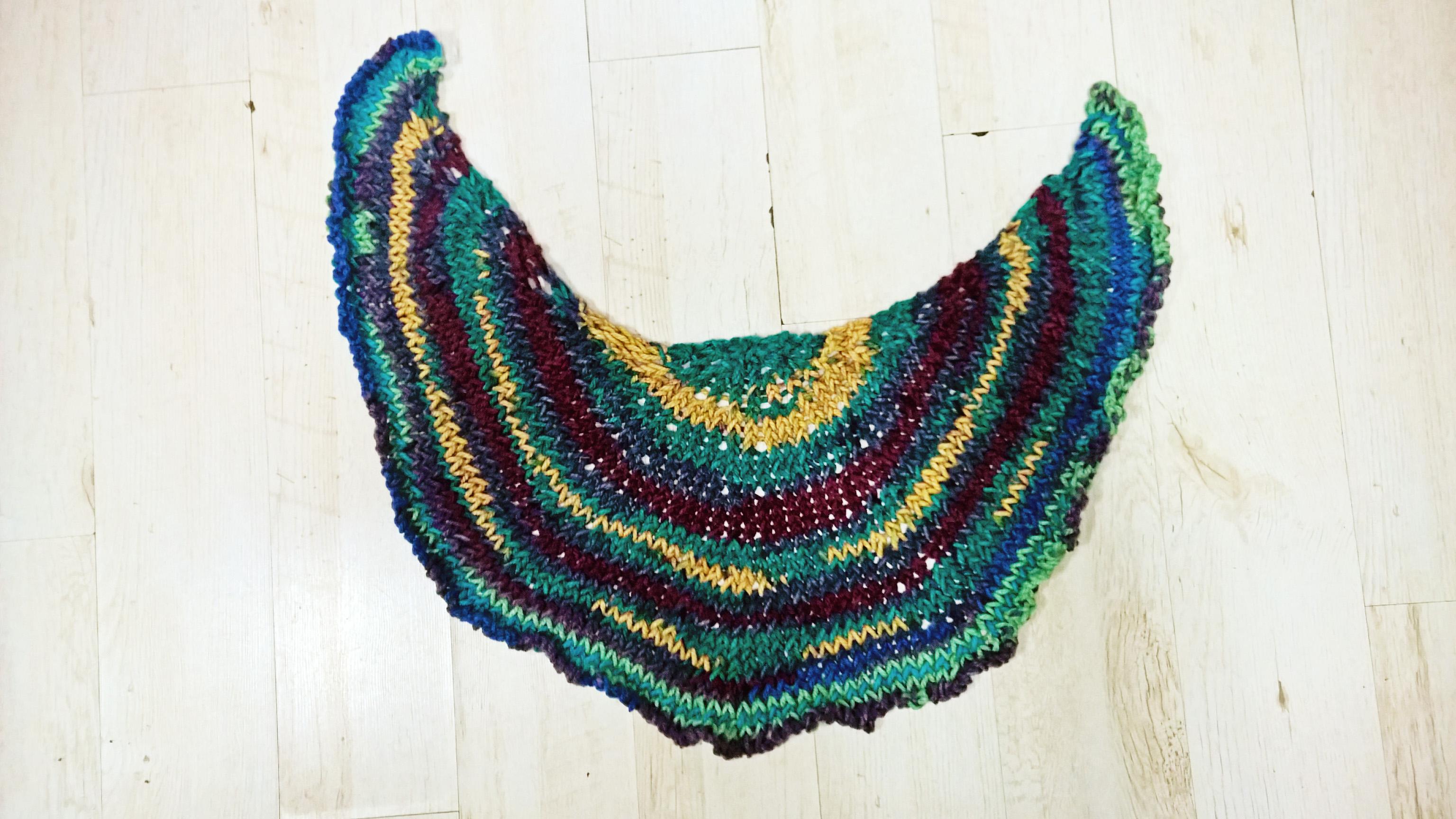 Twindom shawl – Taiga Hilliard Designs