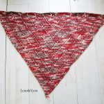 Flying Geese Shawl by Charlotte Quiggle