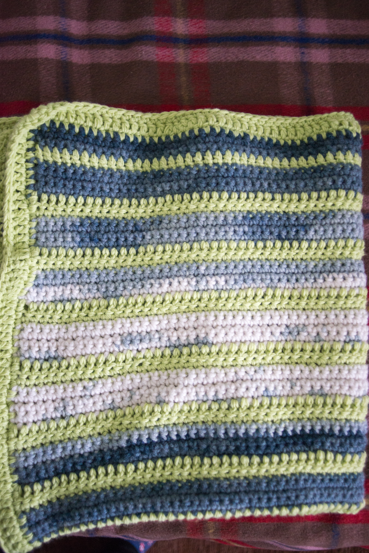 Vesi Blanket – Free Crochet Pattern
