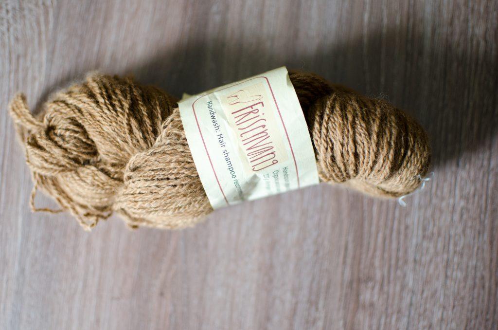 Frisenvang Alpaca yarn