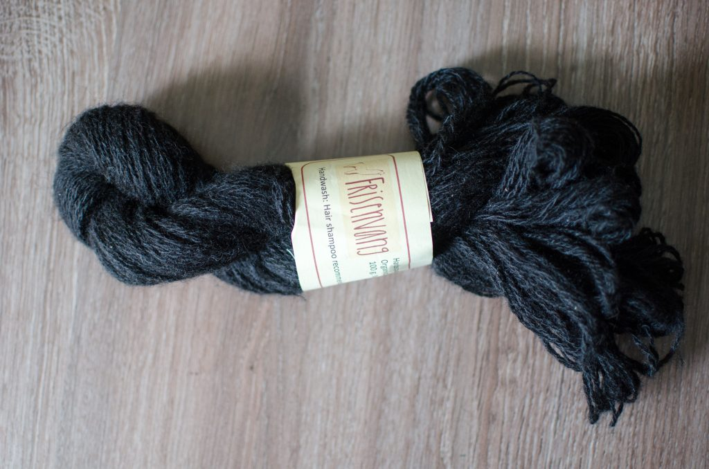 Alpaca yarn from Peru
