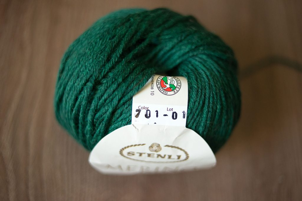 Merino gold Yarn