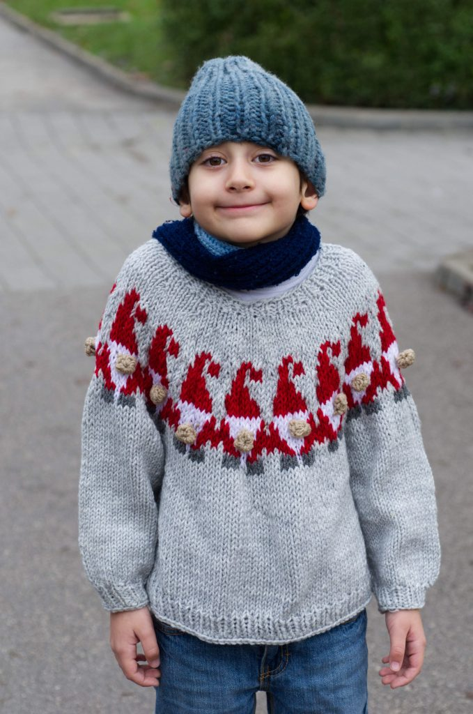 nissegenseren sweater
