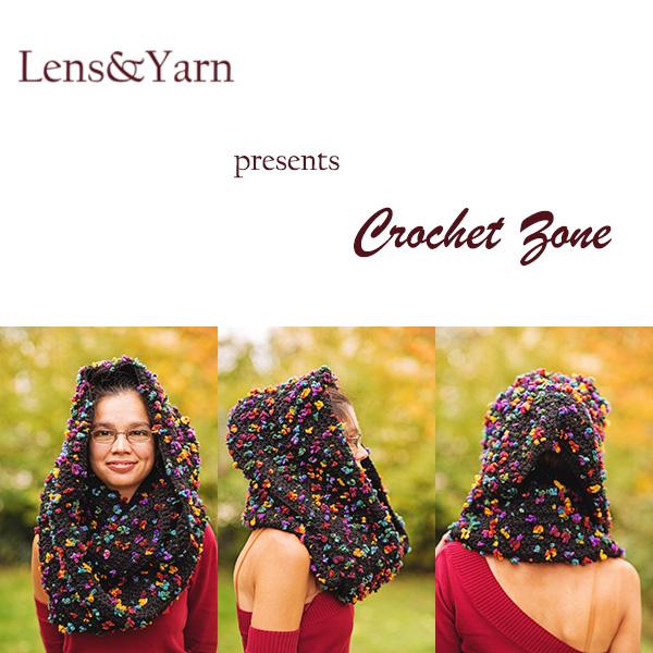 Crochet Zone Shawls