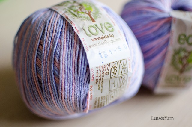 Some new yarn + Recycled yarns on spot