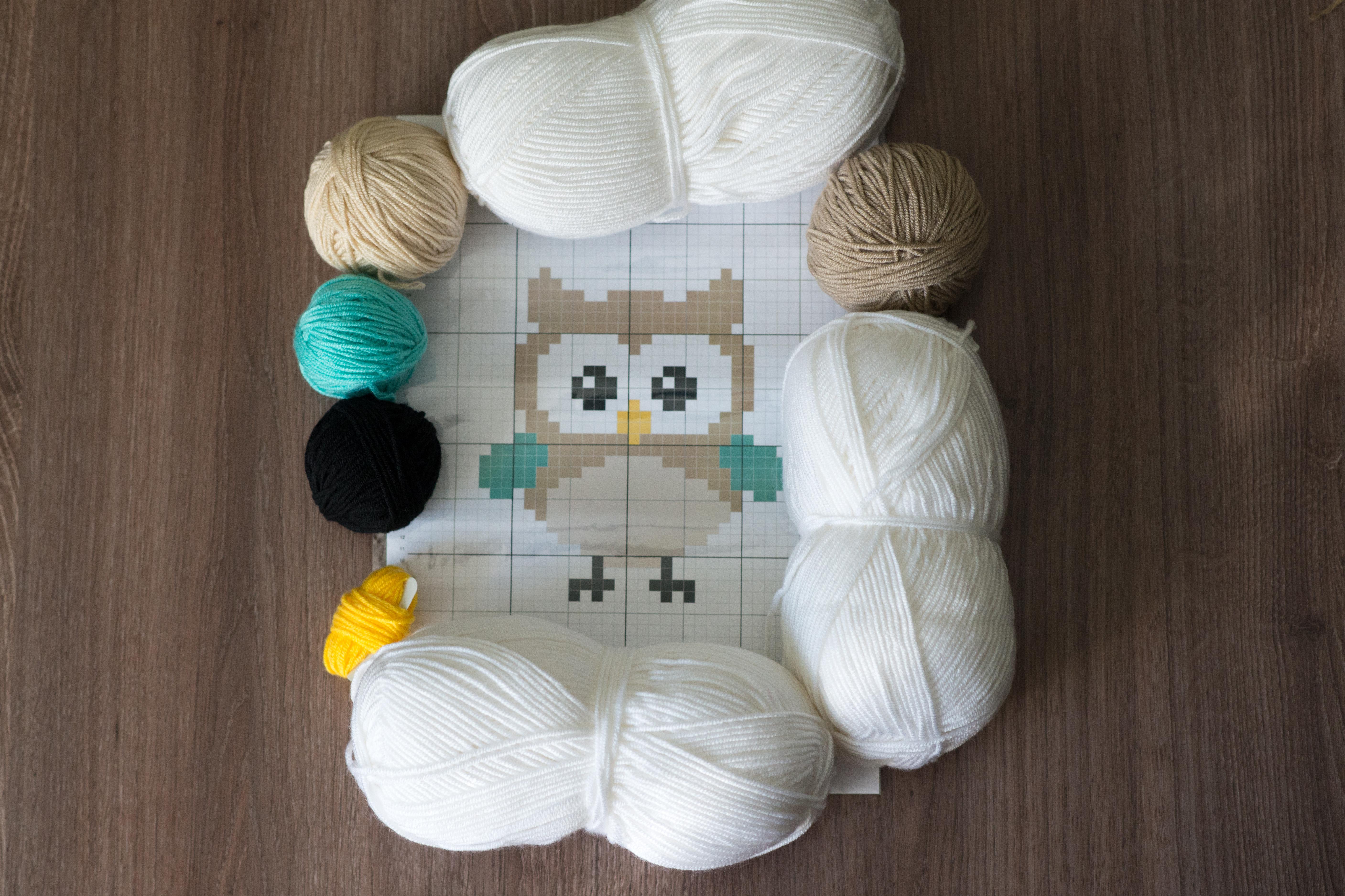 Owl Baby Blanket Set by Nadko Designs
