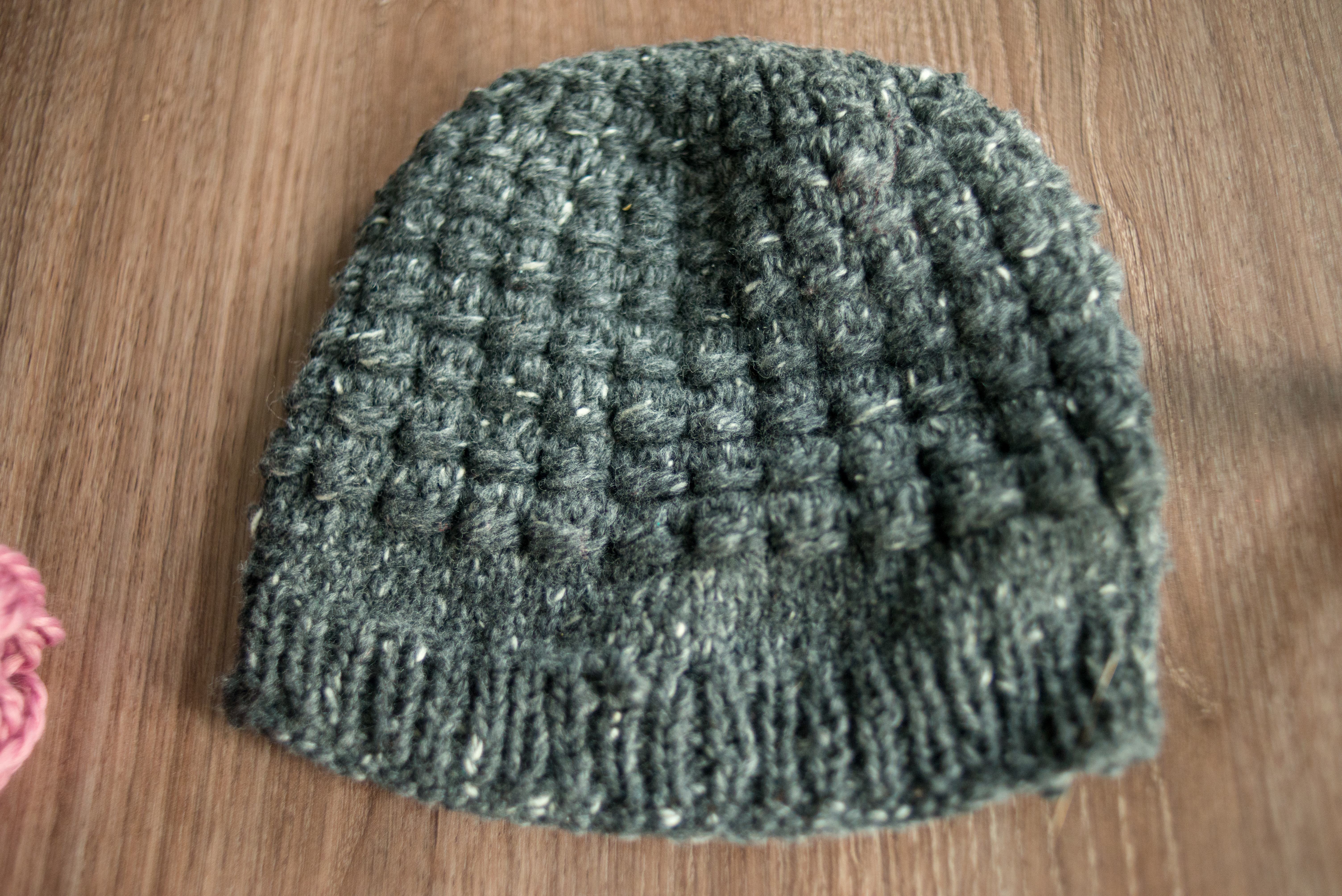 Valko's hat with Paw stitch