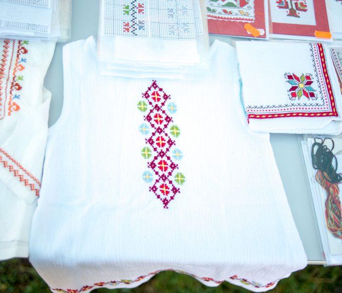 Traditional crafts fest in Koprivshtitsa, Bulgaria